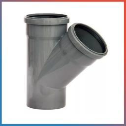 Тройники канализационные, оптом