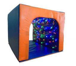 Туннель с подсветкой