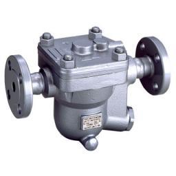 Конденсатоотводчик термодинамический с обводом 45ч15нж Ду20