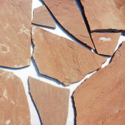 Песчаник шоколадный светлый для отделочных работ
