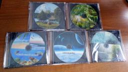 Набор CD дисков для релаксации