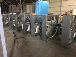 Вентилятор циркуляционный (разгонный) для ферм КРС, 28000 м3/час