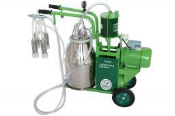 """Доильный аппарат """"молочная ферма"""" (высшая комплектация оригинальный двигатель, силиконовая резина"""