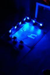 Световое оборудование для создания сенсорных эффектов