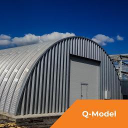 Ангар модели Q