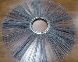 Диск щеточный (120х550) металлический МС ДЩ-45
