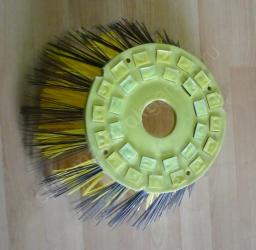 Лотковая щетка ДЩ-38А Диаметр основания 300-320 мм