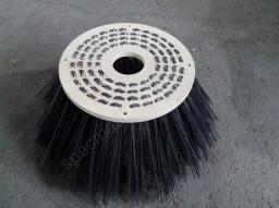Лотковая щетка на МВП-50121-02- johnston VT650 на фанере