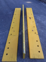 Нож с твердосплавной вставкой NT 9 1120х150х20 (1260х150х20) (ГС-14.02)