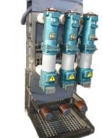Выключатель масляный  ВМПП - 10-1600