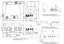Трансформатор тока ТОЛ-10-9