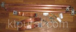 Стержень 5ВУ.540.007 для масляных выключателей ВМГ-133