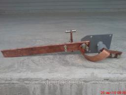 Группа контактных ножей КЛ5.566.569.01 к разъединителю РНДЗ-110