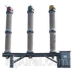 Масляный выключатель ВМТ-220Б-40/2000 УХЛ1 с приводом ППРк -1800 УХЛ1