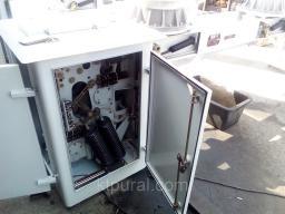 Привод пружинный ППрК-1400 для выключателя ВМТ-110