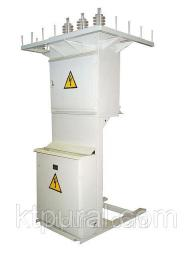 Подстанция мачтовая КТПм 25 кВа