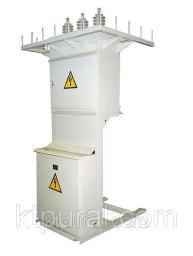 Подстанция мачтовая КТПм 100 кВа
