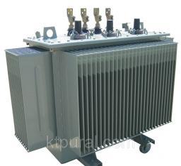 Трансформатор ТМГ 2500/10/0,4