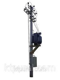 Подстанция трансформаторная столбовая СТП 100/10/0,4; СТП 100/6/0,4