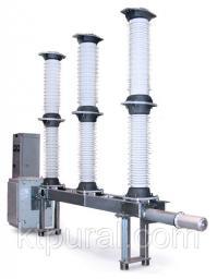 Элегазовые колонковые выключатели серии ВГТ-110-40/2000 У1  с приводом ППрК