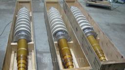 Ввод ГМВ-II-15-110/2000У1 з.ч. 066(023) ввод конденсаторного типа с внутренней RIP и фарфоровой наружной изоля