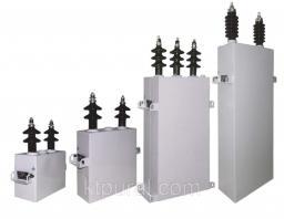 Конденсатор косинусный высоковольтный КЭП3-6,6-100-3У2