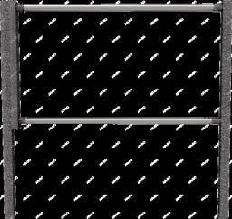 KЗ-09 Калитка полуростовая с защелкой