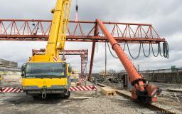 Аренда автокрана 250 тонн, Новый Уренгой, 250 тонн