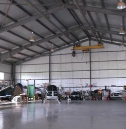 Ангары для вертолетов