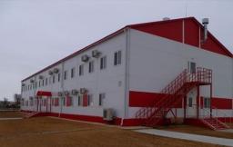 Мобильные здания СПК
