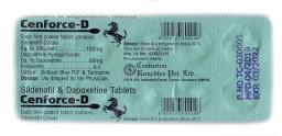Виагра с Дапоксетином Cenforce-D