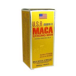 Maca Strong Man - 10 таблеток