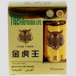 Виагра растительная Жизнь Тигра - 10 таблеток