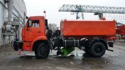 ДМК-50 на базе шасси КАМАЗ-53605