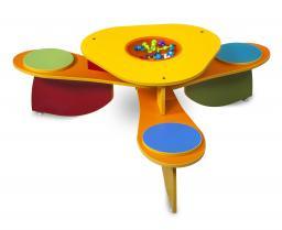 Дидактический стол «Карусель»