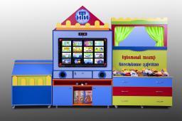 Интерактивный логопедический комплекс «Кисельковое Царство»