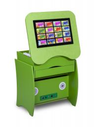 Интерактивный логопедический стол-парта «Logo Blitz»