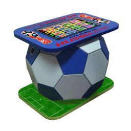 Интерактивный развивающий стол «Мяч»