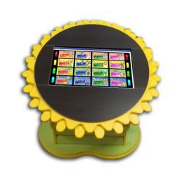 Интерактивный развивающий стол «Подсолнух»