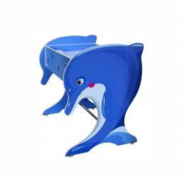 """Стилизованный световой стол """"Дельфин"""""""