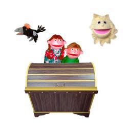 Кукольный театр «Сундук со сказками»
