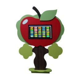 Развивающая пристенная панель «Яблоко»