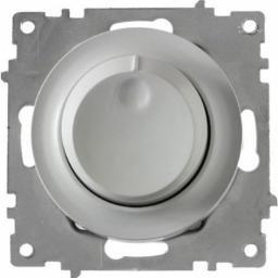 Светорегулятор 600 W для ламп накаливания и галогенных ламп (серия Florence) (Цвет серый)