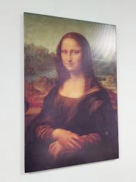 Картина - Постер (Мона Лиза). Размер: 900x600 мм.