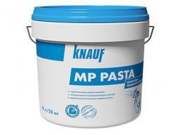 Шпатлевка готовая финишная Кнауф МП Паста 25 кг