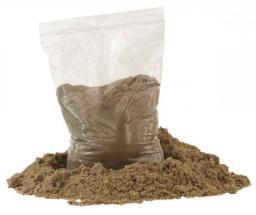 Песок в мешках 25кг