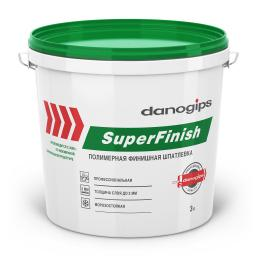 Шпатлевка DANOGIPS PROMO SuperFinish 5 кг( 3л) Шитрок