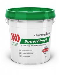 Шпатлевка DANOGIPS PROMO SuperFinish 17л.(28кг) Шитрок
