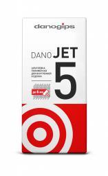 Шпатлевка полимерная Danogips DANO JET 5
