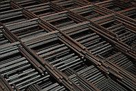Сетка металлическая 50х50 (0,51х1,5м) и (100х100 мм 1х2м) 4,0мм